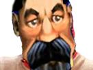 Sticker warcraft paysan demonex inge prepa esclave rsa triste choque decu