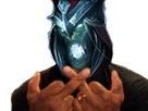 Sticker lol karthus kaaris fuck doigt league of legends