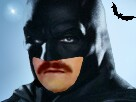 Sticker je suis la justice batman