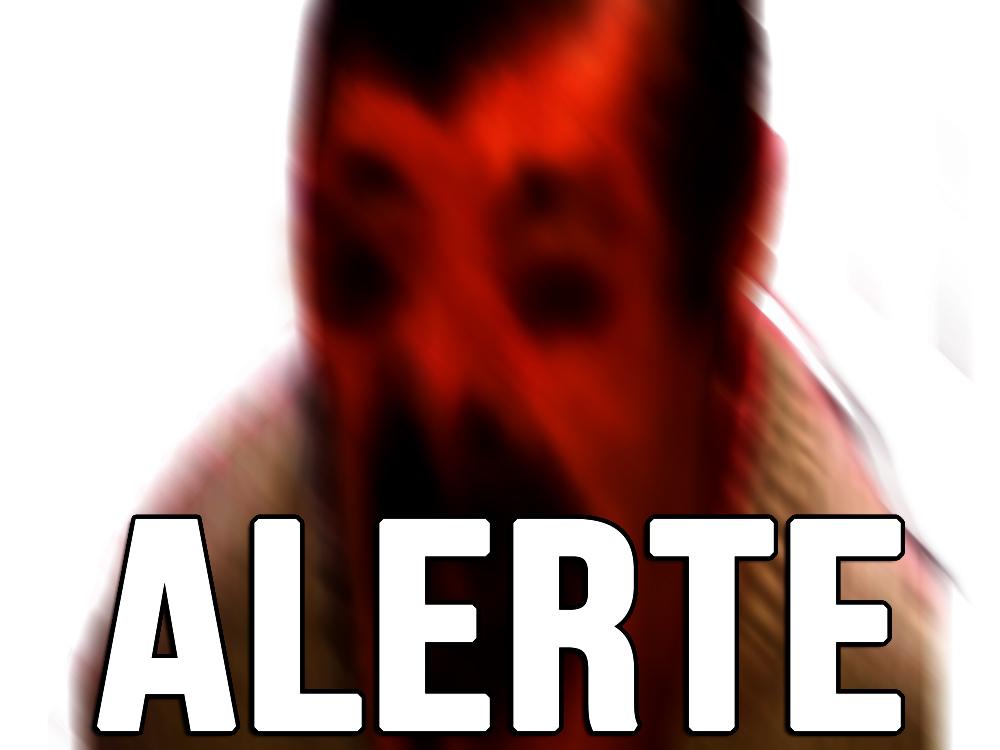 Sticker alerte