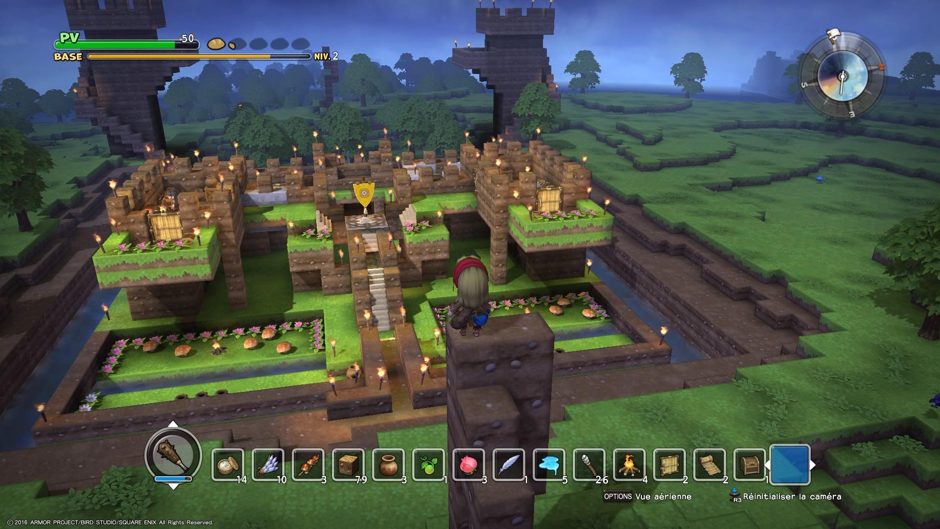 Dragon Quest Builder Forum Jeuxvideo