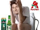 Sticker jesus quintero auchan dechet biere toilettes worthlessloser jvc forumeur