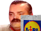Sticker risitas sac lidl
