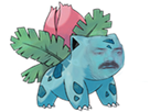 Sticker risitas herbizarre pokemon 002