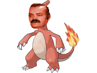 Sticker risitas reptincel 005 pokemon