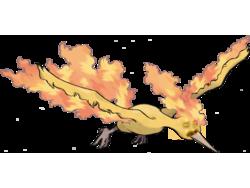 Sticker pokemon sulfura risitas