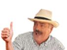Sticker approved ok risitas