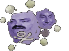 Sticker risitas jesus smogogo pokemon 110