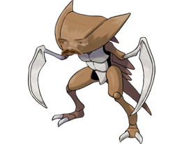Sticker pokemon kabutops risitas