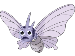 Sticker pokemon aeromite risitas