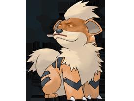 Sticker risitas pokemon caninos