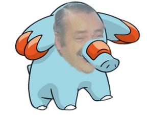 Sticker phanpy pokemon risitas johto