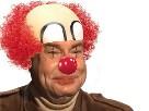 Sticker jesus clown