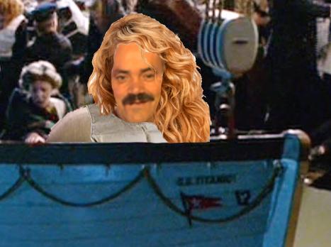 Sticker naufrage titanic marine bateau capitaine