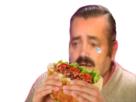 Sticker risitas cimer chef kebab mange putain