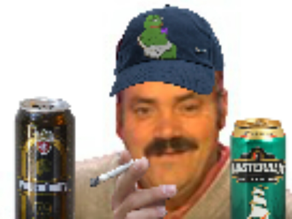 Sticker risitas dechet fumer biere worthlessloser jvc forumeur