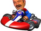 Sticker mario kart jeu course