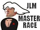 Sticker jlm master race