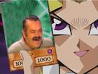 Sticker yugioh yugi carte duel