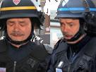 Sticker risitas police crs gilbert agentfisher