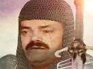 Sticker risitas chevalier