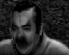 Sticker demon satan esprit hypnose sheitan rsa