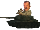 Sticker tank pdc
