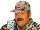 Sticker militaire camouflage mug
