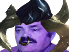 Sticker alistar league of legends risitas