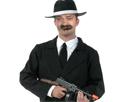 Sticker risitas gangster arme mafia