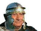 Sticker risitas rome romain rire guerre legionnaire