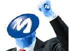 Sticker micromania melenchon gamer vendeur