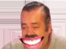 Sticker risitas sourire rire dents dentifrice