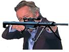 Sticker jmm sniper tpmp jean michel maire