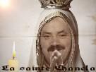 Sticker sainte chancla risitas risitisme risitas vierge