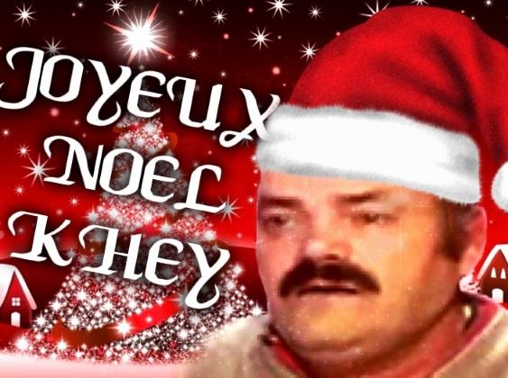 Sticker risitas noel nouvel an bonne annee joyeux noel fetes bonnet