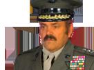 Sticker risitas general soldat armee agentfisher