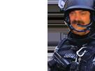 Sticker agentfisher gilbert police gign