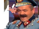 Sticker risitas dictateur general pinochet agentfisher