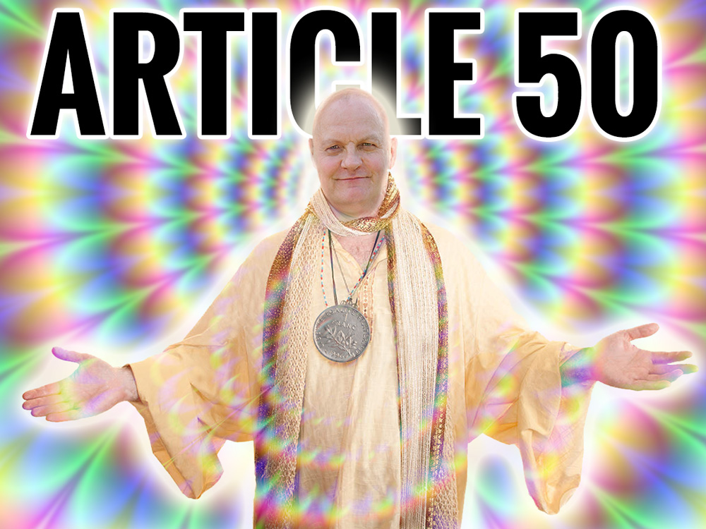 Sticker asselineau article 50