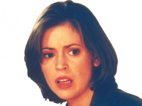 Sticker meuf degoutee charmed