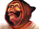 Sticker risitas kagano mcdo sweet squelette demon