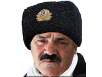 Sticker risitas russe russie chapka alcool alcoolique alpha