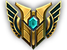 Sticker league of legends lol mastery 7