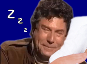 Sticker dodo sommeil sleep lit bed dormir sleeping dors zzzzz coucher allonger sieste