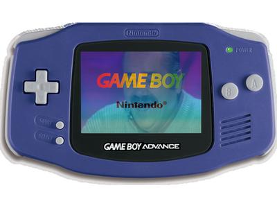 Sticker game boy color advance gba risitas nintendo pokemon