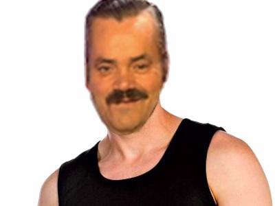 Sticker debardeur marcel maillot t shirt muscle muscu go on existe beau gosse timide musclor bronze keke