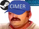 Sticker risitas soldes hiver steam 2016 cimer chef
