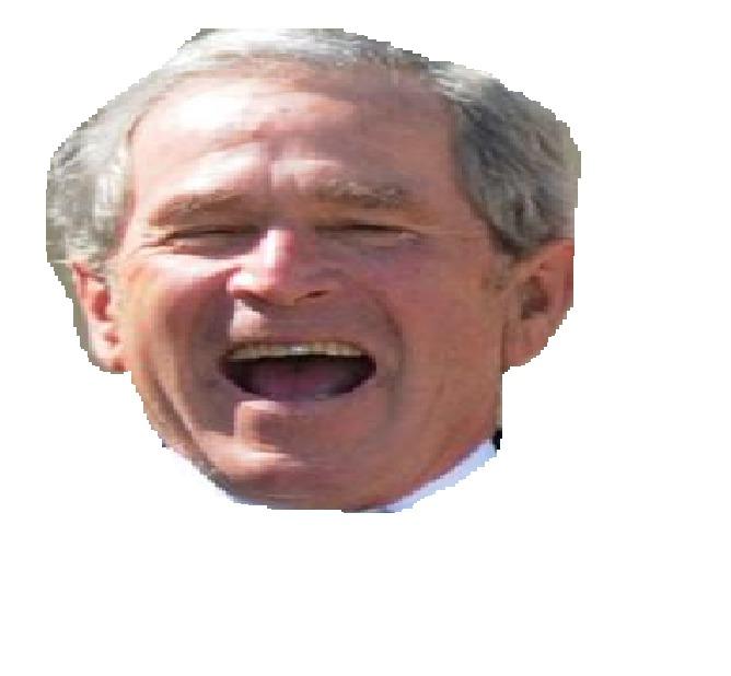 Sticker bush risitas laugh