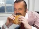 Sticker risitas hamburger mcdo macdonald mange